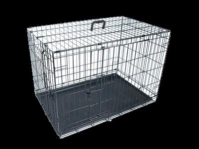 Voyager Wire Crate 2 doors XL