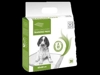 Green Grass Puppy Training Pads
